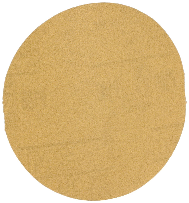 Gold 5 x NH P240 A-Weight Pack of 100 3M Hookit 85115 210U Paper Disc Aluminum Oxide 5 x NH P240 A-Weight 3M Industrial Market Center