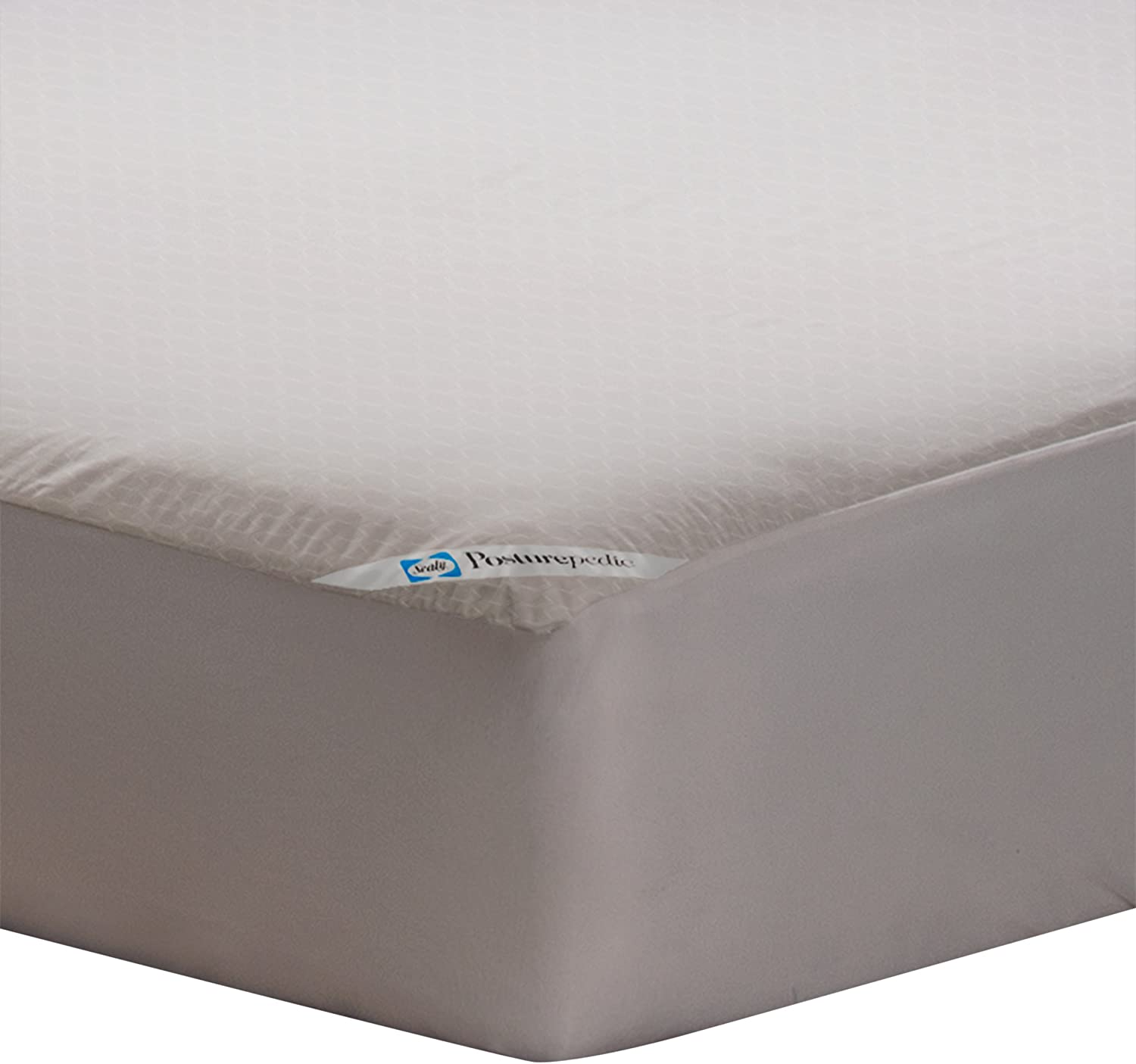 Sealy Posturepedic Allergy Protection Zippered Mattress Protector