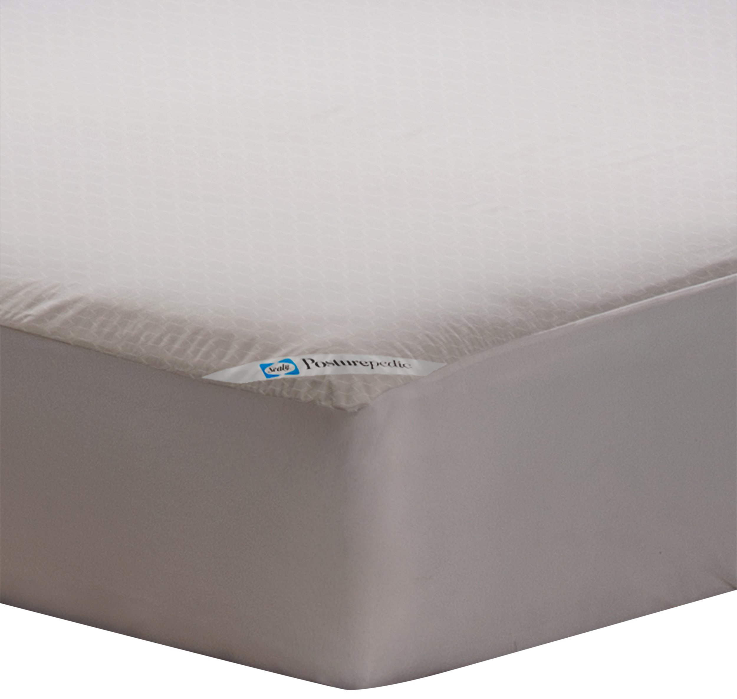Sealy Posturepedic Allergy Protection Zippered Mattress Protector by Sealy