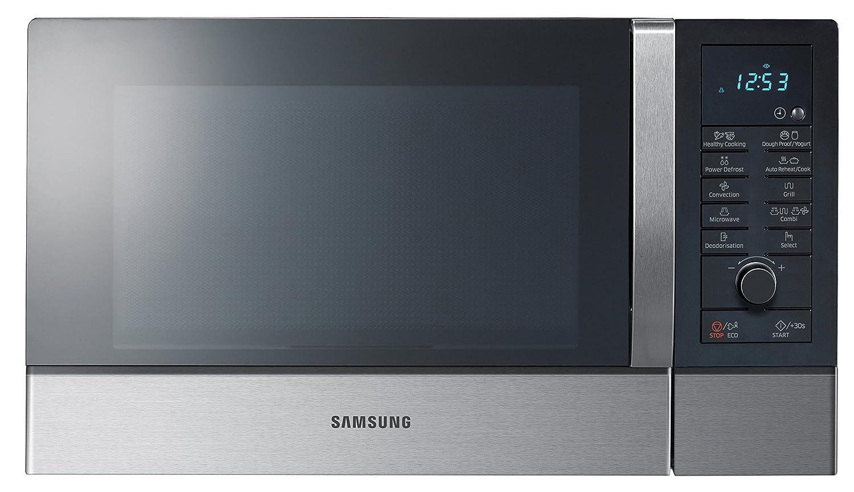 Samsung CE109MTST1XEG Mikrowelle / 900 W / 28 L / Schwarz / 5 Auftauprogramme Kindersicherung CE109MTST1/XEG