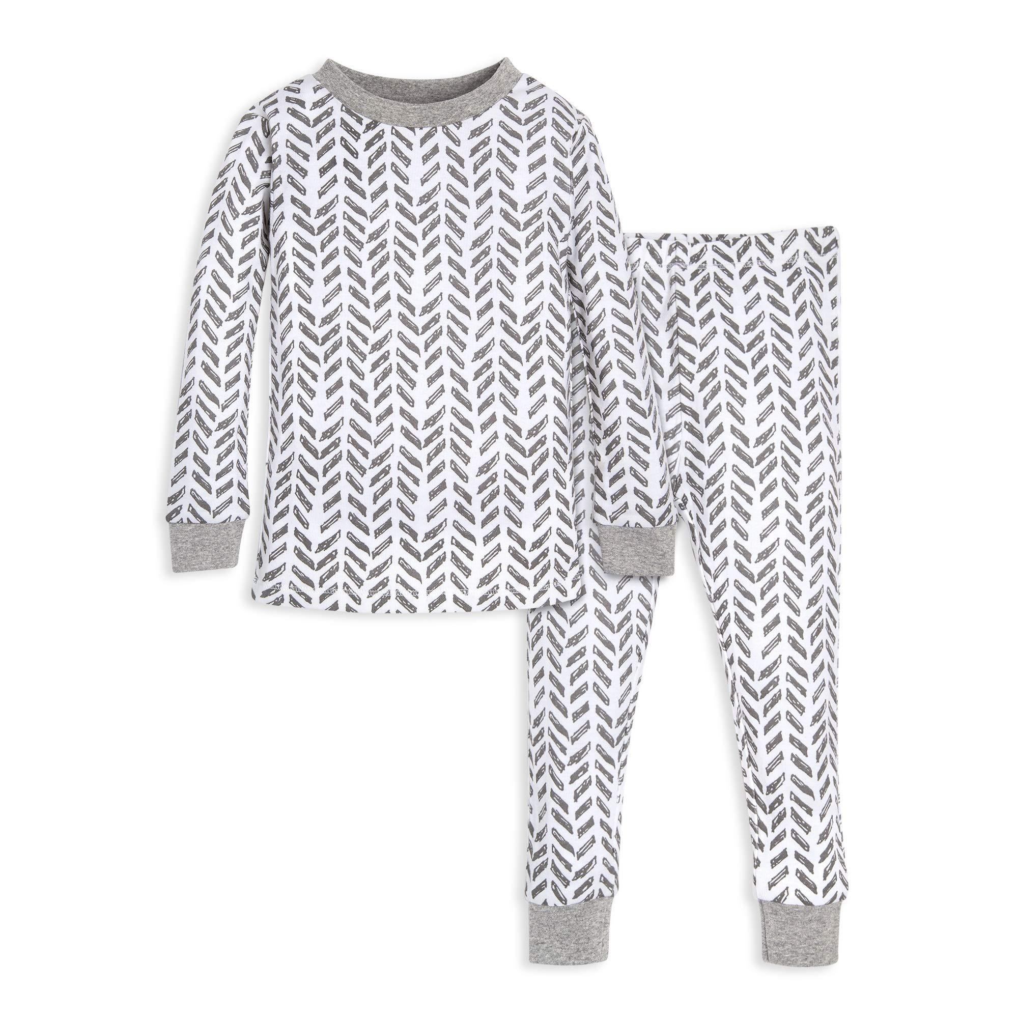 Burt's Bees Baby Baby Pajamas, Tee and Pant 2-Piece