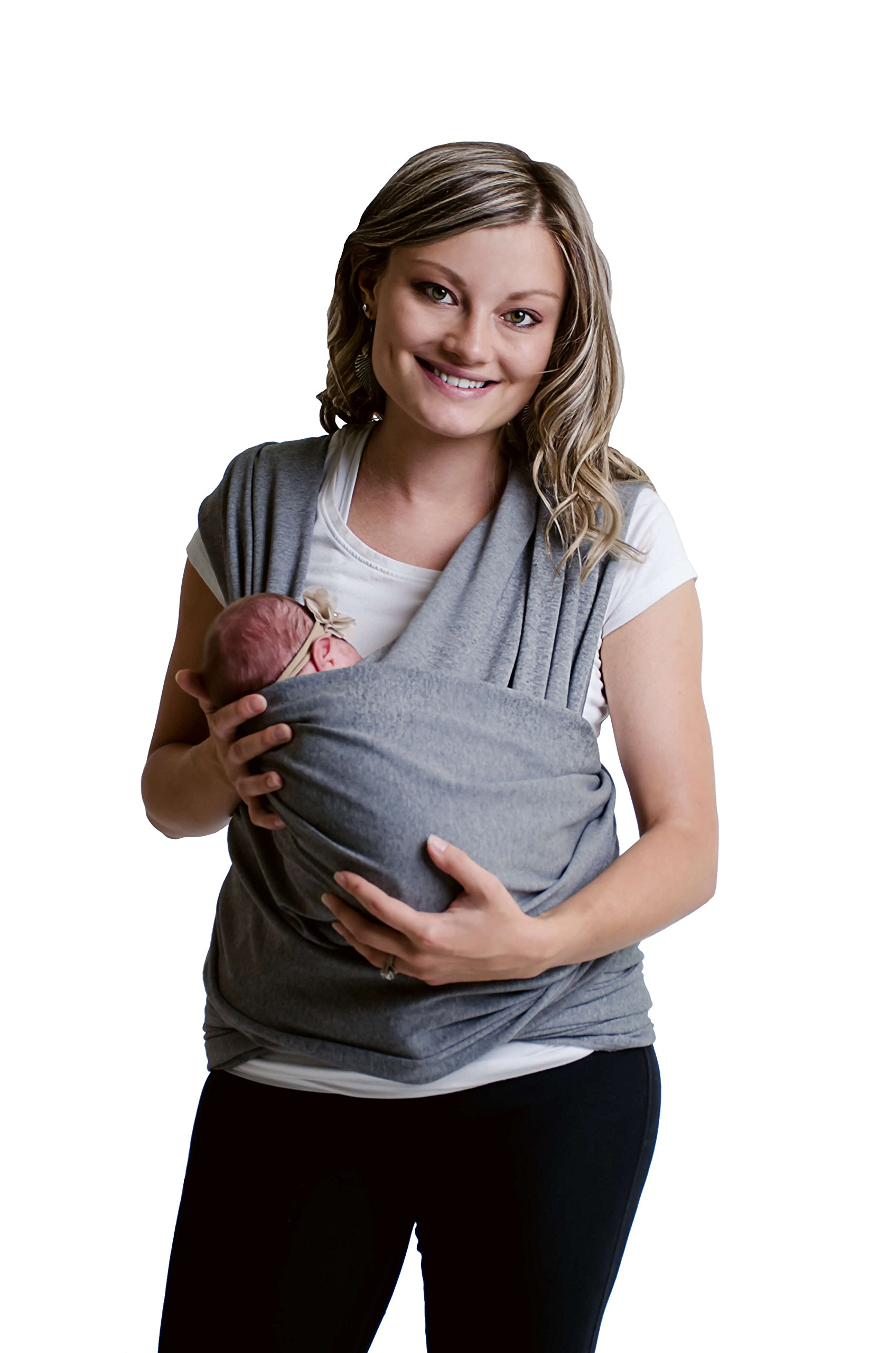 2 Baby Carrier Sling Wrap For New Mothers   3-in-1: Baby Sling, Post Maternity Belt, Blanket Wrap   Travel Bag: Easy Storage, Light Weight, Durable   Step-by-Step Manual