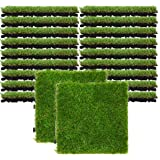 ottostyle.jp ジョイント式人工芝 30cm×30cm 20枚セット(約1畳分) 【水やり・肥料・草取り不要】 本物の芝生のようなリアルな見た目と質感!