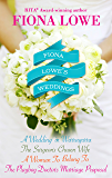 Fiona Lowe's Weddings - 4 Book Box Set