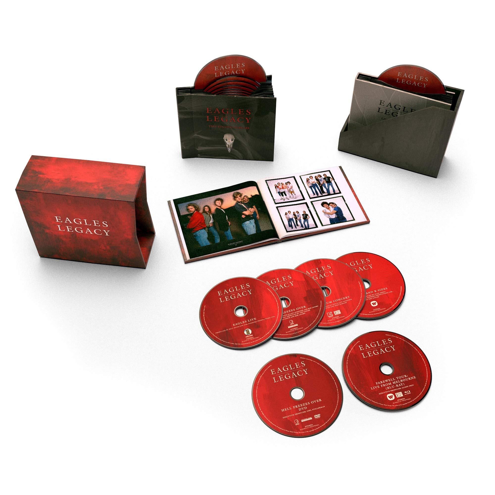 Legacy (14CD/1DVD/1BD)