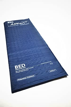 Airlert Beds - Almohadillas con sensor, color azul: Amazon.es: Salud y cuidado personal