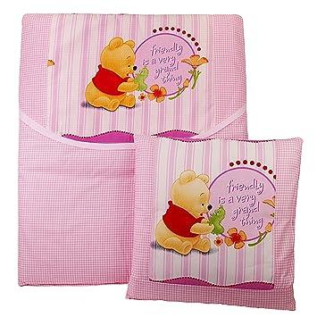 High Quality Baby Bettwäsche Winnie Pooh Decke Kissen Für Kinderwagen Stubenwagen Wiege  Garnitur ( Amazing Design