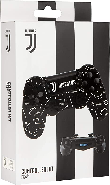 Playstation 4 - Controller Kit Juventus Black [Importación Italiana]: Amazon.es: Deportes y aire libre