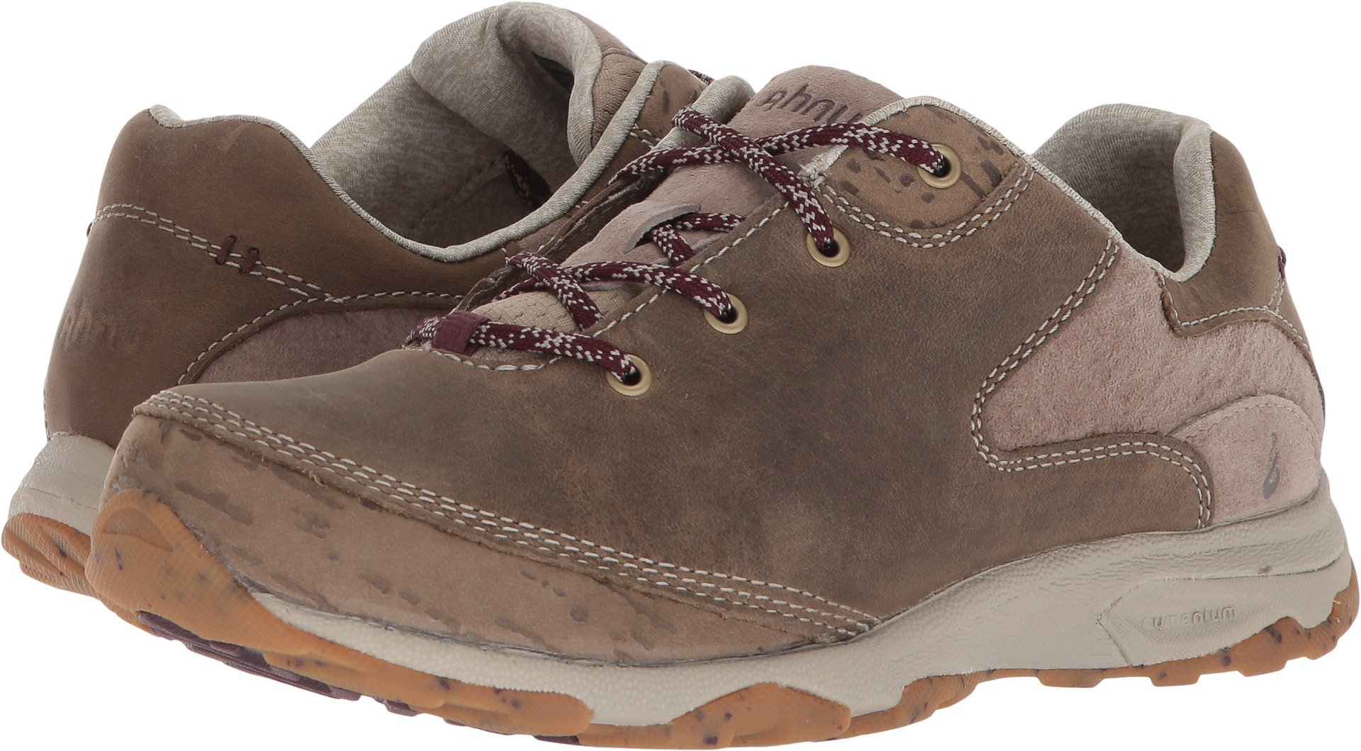 Ahnu Women's W Sugar Venture Lace Hiking Boot, Smoke Timber, 8 Medium US by Ahnu