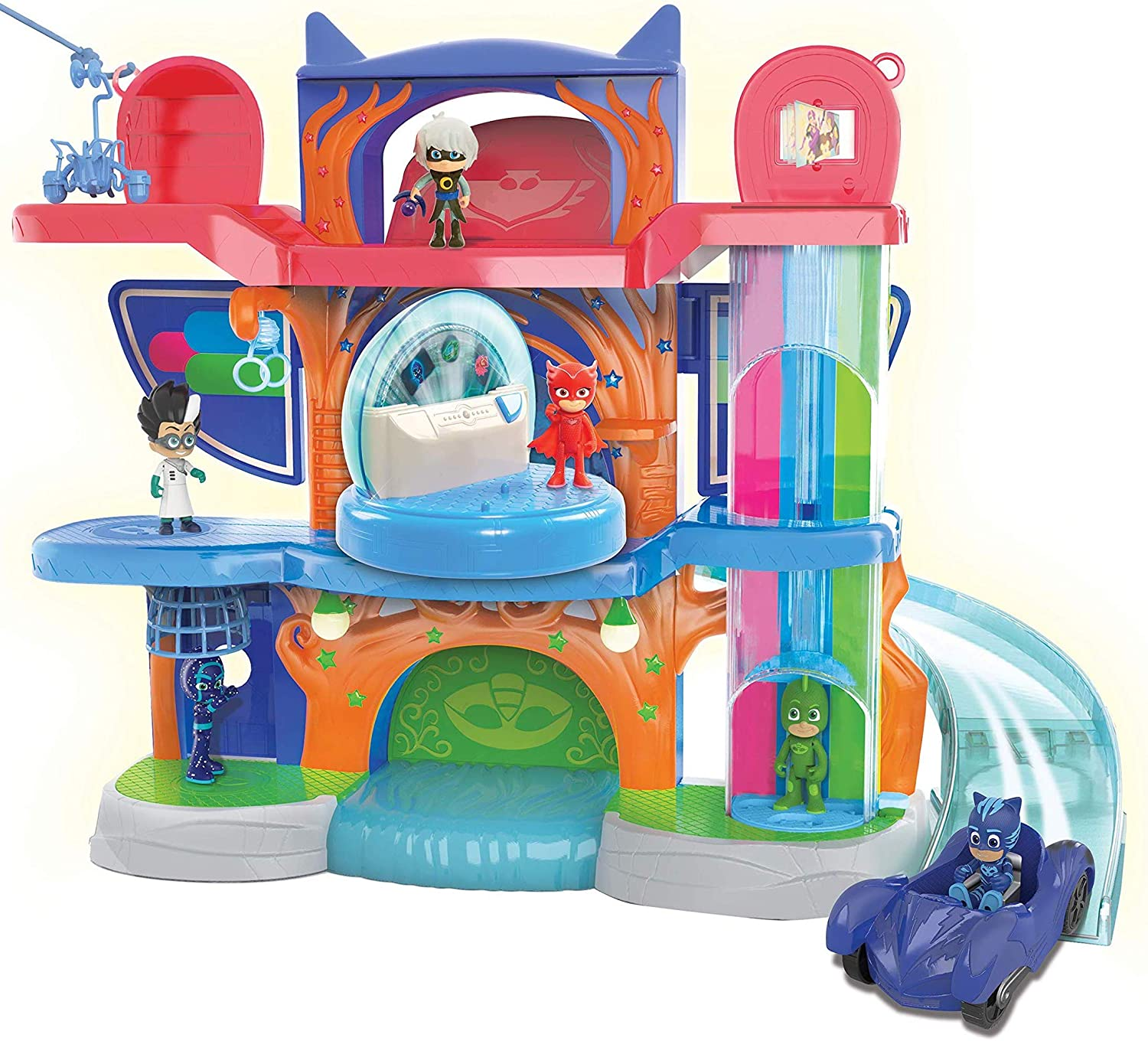 Deluxe Headquarters Playset