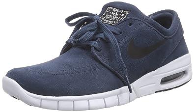 separation shoes 2566d 38ef9 Nike Unisex Adults STEFAN JANOSKI MAX L Low-Top Sneakers, Blau (402