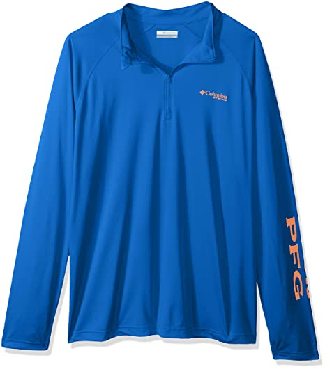 45fcc265 Image Unavailable. Image not available for. Color: Columbia Men's Terminal  Tackle 1/4 Zip ...