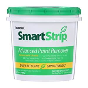 Dumond Chemicals, Inc. 3332 Smart Strip Advanced Paint Remover, 1 Quart