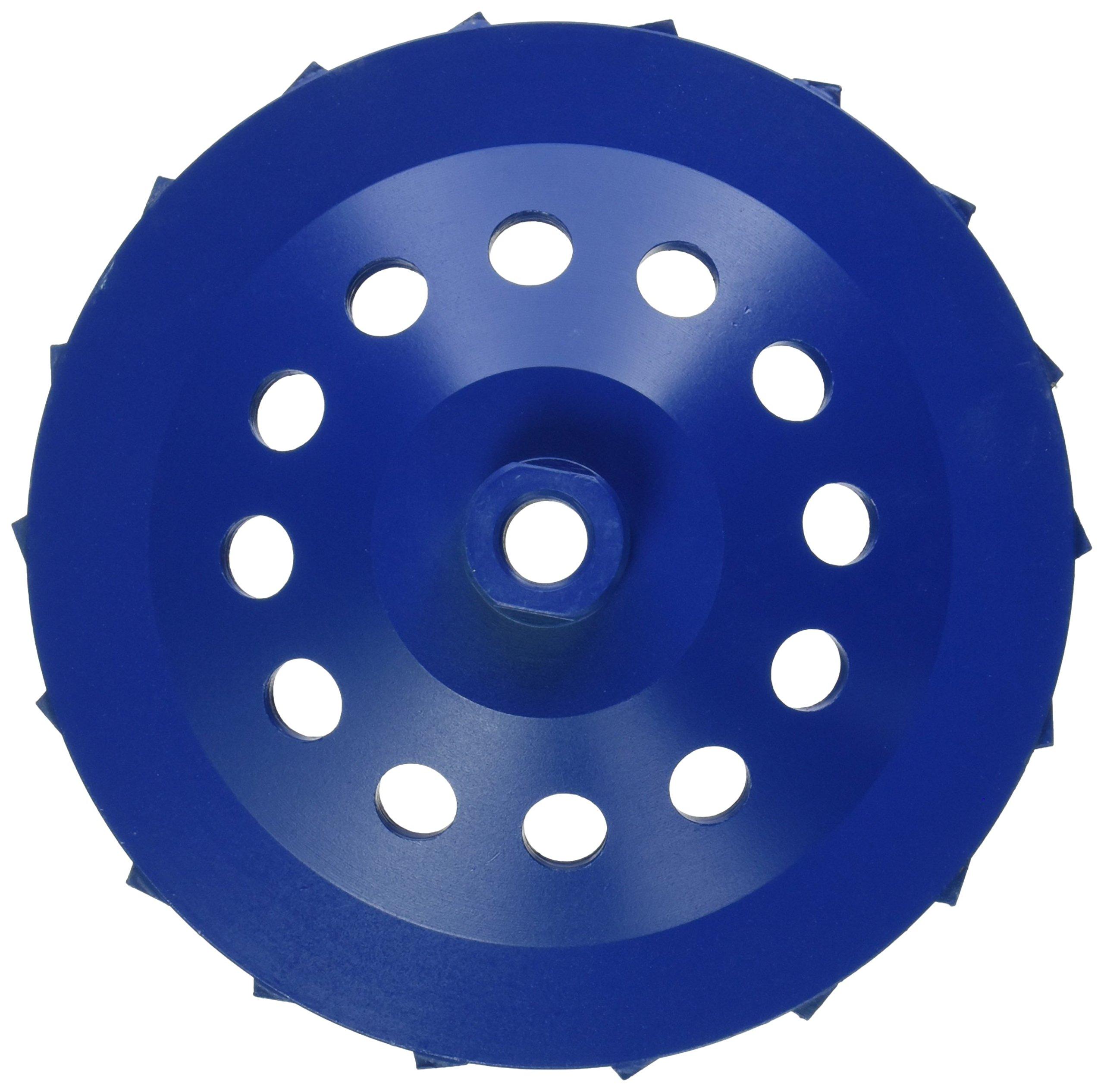 Disco de Diamante MERCER 667700 Rueda giratoria con segmentada 7 pulg.