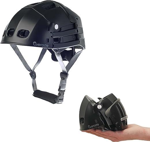 817JeoZexyL. AC SL520  - Overade Faltbarer Helm Plixi Fit