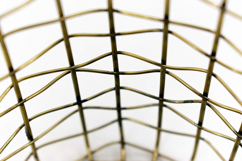 Blu Monaco 3 pezzi 4 Piece Desk Set Ottone anticato Oro Set da scrivania