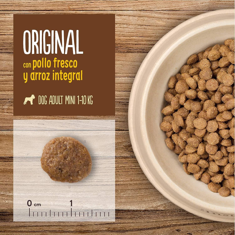 True Instinct Original - Mini Pienso para Perro Aduto con Pollo - 7kg