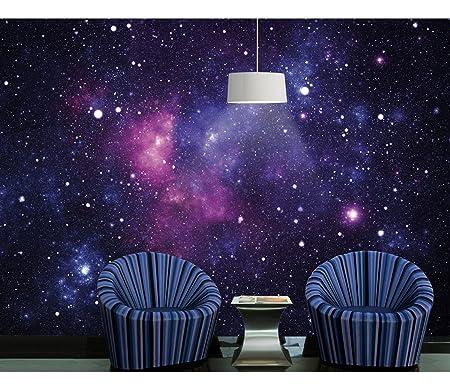 Mantiburi WTD Photo Wall Mural No172 Galaxy 400X280Cm Wallpaper Art Decor