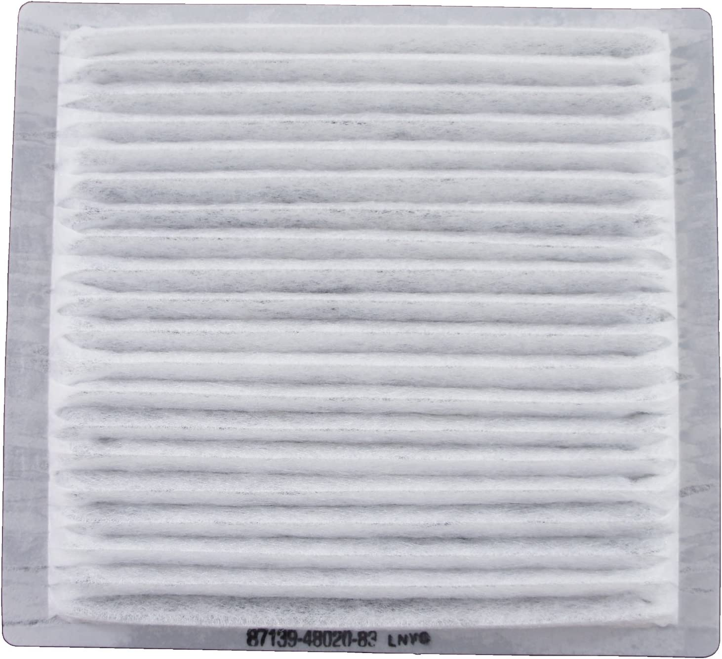 Toyota Genuine Parts 87139-48020-83 Cabin Air Filter