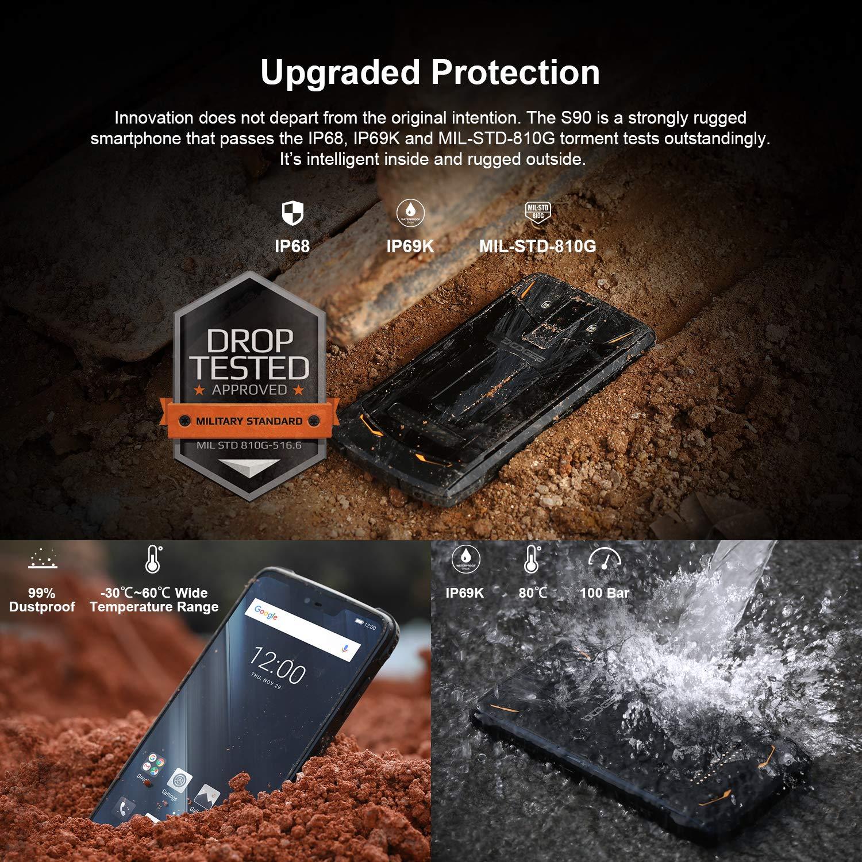 Amazon.com: DOOGEE S80 Smartphone: DOOGEE Direct