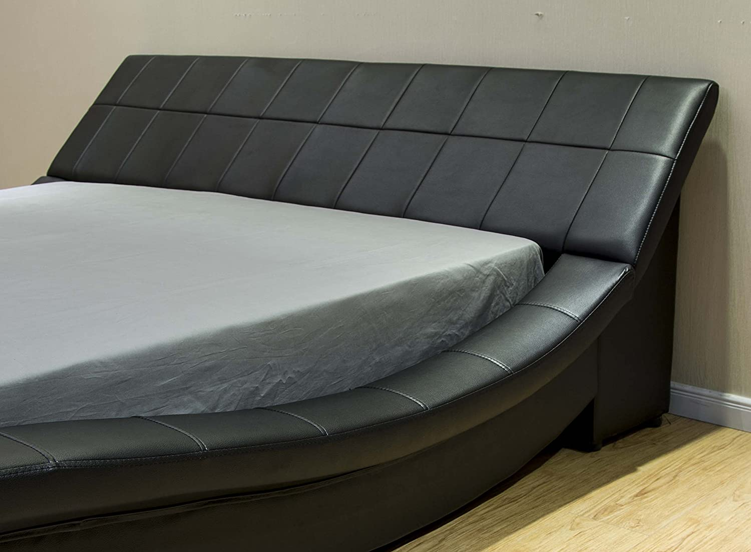 Top 8 Best Curved Platform Beds Reviews in 2020 35