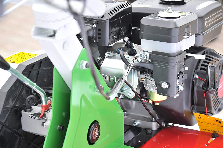 Sbaraglia A3020 - Motoazada de gasolina carletto 2 m Fresa de 80 ...