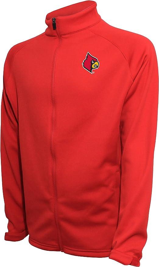 Crable NCAA Mens NCAA Mens Full Zip Bonded Jacket