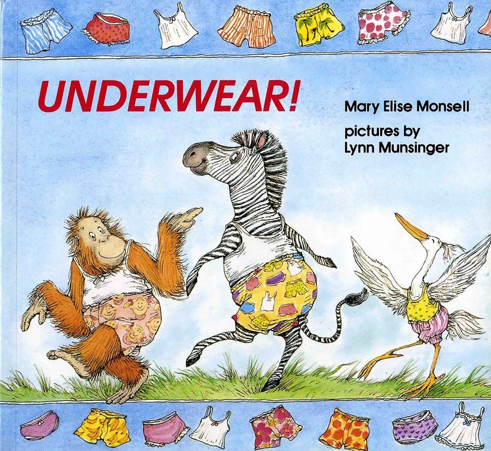 Image result for underwear mary elise monsell