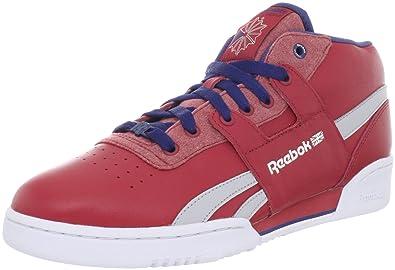 Reebok Workout Mid R12 Shoe  Amazon.co.uk  Shoes   Bags b045debc6