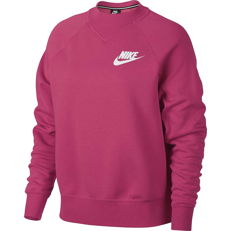 TALLA M. Nike W NSW Rally Crew Rib suéter para Mujer