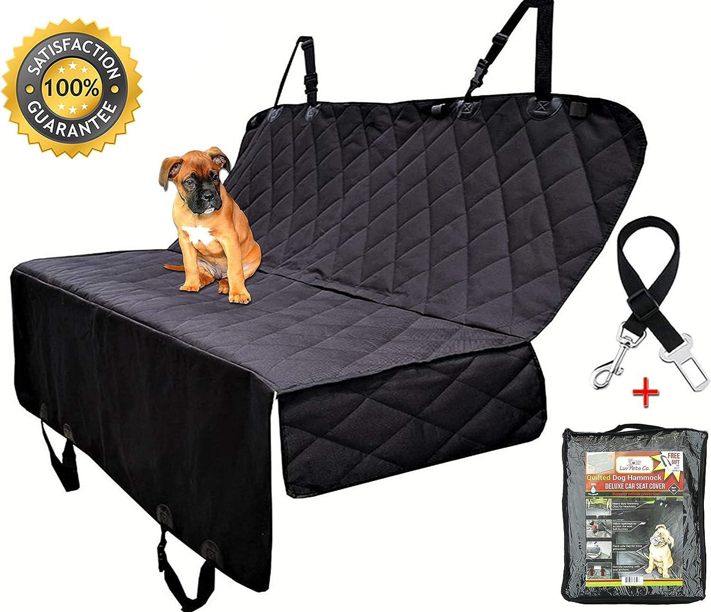 Dog Seat Cover Extra Large Heavy Duty Hammock Universal