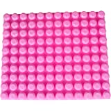 """Strictly Briks Beginner Briks Baseplate 12.5"""" x 15"""" 100% Compatible with Mega Bloks First Builder Blocks 