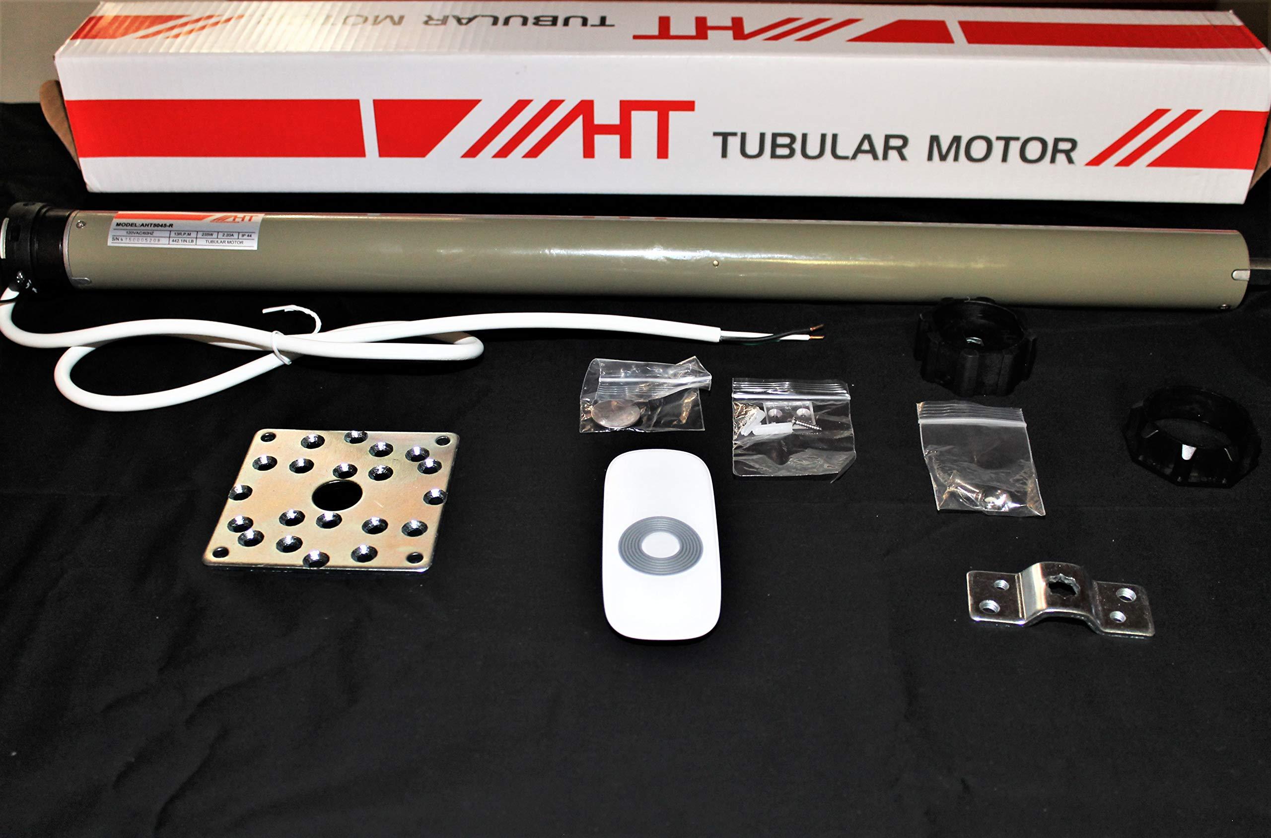 AHT Tubular Motor 50nm with Internal Receiver