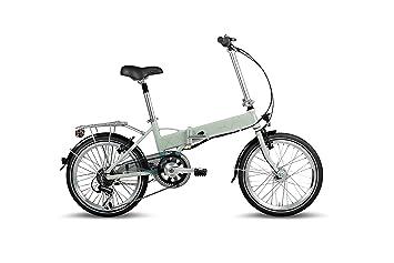 20zoll bicicleta plegable para E-Bike bicicleta vaun Egon gris