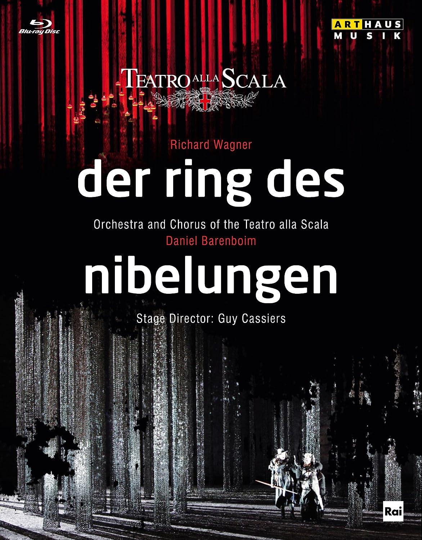 Der Ring Des Nibelungen/ [Blu-ray] B00QY2HW54