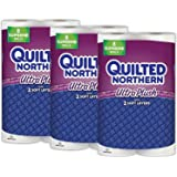 Quilted Northern BUMQxt Ultra Plush Toilet Paper, 24 Supreme Rolls (2 Units)