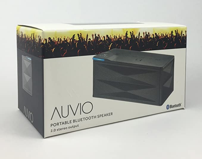 Review Auvio PBT600 Portable Bluetooth