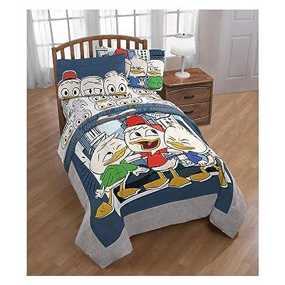 Franco DuckTales Twin Comforter Navy: Home & Kitchen