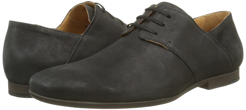 Panama, Chaussures Lacées Homme, Marron (Nubuck TDM), 45 EUPaul & Joe