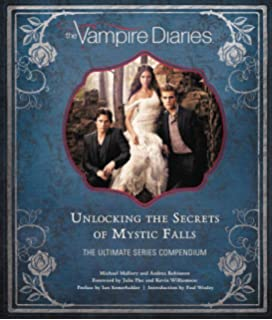Amazon.com : Bullet Journal, Vampire Diaries Vintage Retro ...
