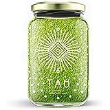TAU Superfoods Matcha Japonés Orgánico 100 gramos, sin GMOs, Keto, Premium, sin Gluten, Natural