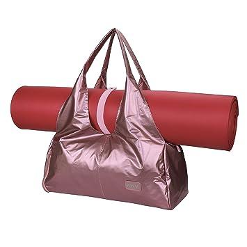 Amazon.com: Bolsa y portaequipajes para esterilla de yoga ...