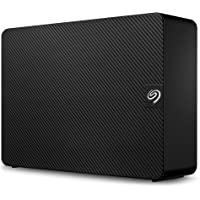 Seagate Expansion 14TB External Hard Drive HDD - USB 3.0, with Rescue Data Recovery Services (STKP14000402)