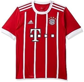 a223d0ec20434f adidas Kinder Fc Bayern Heim Trikot  Amazon.de  Sport   Freizeit