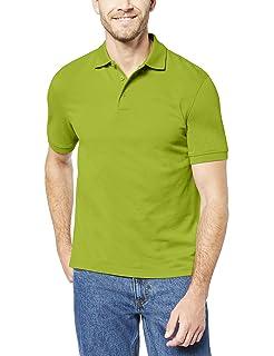 Expand 1197900de gr Hombre Polo de Trabajo, hierba verde, XXL