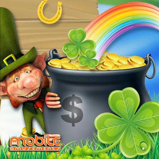 (Crock O'Gold Rainbow Slots FREE)