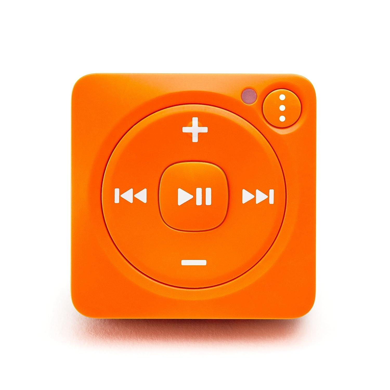 Mighty Audio Spotify Music Player, Crush Orange