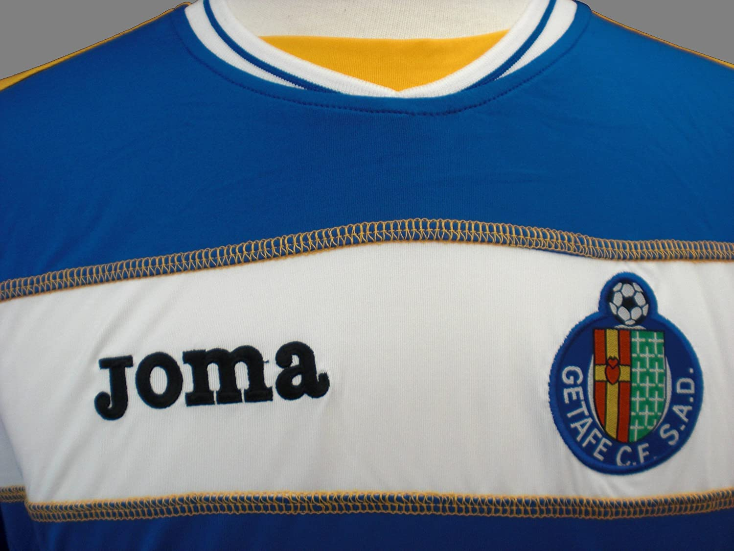 Joma Getafe Home Jersey 10/11: Amazon.es: Libros