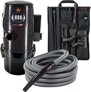 VacuMaid GV30R Wall Mounted Garage and Car Vacuum with 30 ft hose ...