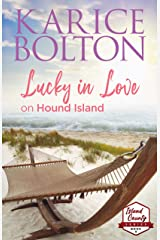 Lucky in Love on Hound Island (Island County Series Book 8) Kindle Edition